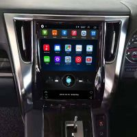 Vertical Screen 12.1 Inch Android Car Multimedia Navigation For Toyota Alphard A30 thumbnail image