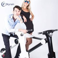 Folding electric bike K bike