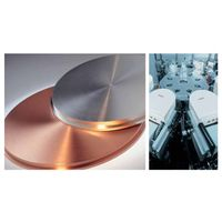 Pure Metal Sputtering Target Metal Alloy Sputtering Target Compound Targets Evaporation Materials