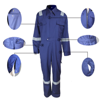 Xinxiang Yulong Textile co.,Ltd 100% cotton FR workwear Fireproof workwear