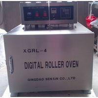 digital roller furnace,digital roller oven with 8*500ml aging cells