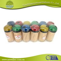 High Quality good selling customized o toothpick For Japanese Restaurants