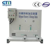 8.WFL36 ISO Tank Refrigerant Recovery Machine