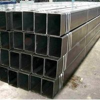 Welded Black Square and Rectangular Steel Pipe (ASTM A53/A53M-07; ASTM A500/A500M-07) thumbnail image