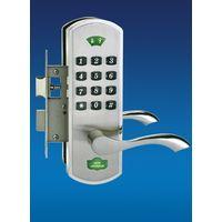 complete mechanical code door lock