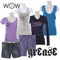 """""""GREASE"""" clothes for women wholesale"""