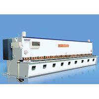 QC11YK Series Hydraulic Brake CNC Shearing Machine