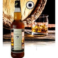 Blended Scotch Whiskey - Whisky - BURLINGER - 8 YO - 700 ml - OEM possible