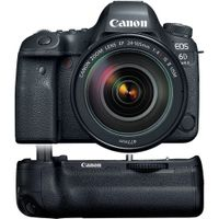 Canon EOS 6D Mark II DSLR Camera with 24-105mm f/4L II Lens thumbnail image
