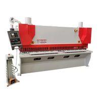 QC11Y/K Series Hydraulic Guillotine Shearing Machine