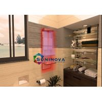 Electric towel warmer, wireless control, auto-working, alternative energy-saving heater
