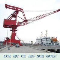 Shipyard/Port Portal Crane