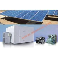 Solar Cold Room / Modular Cold Room / Tunnel Freezer Room / CA Cold Storage / Combined Cold Room / thumbnail image