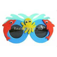 Manufacture EVA Glasses Children Sun Glass USD2.2 Customized