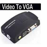 AV to PC Converter Box