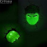 OEM Marvel 3D LED Decoration Light Spiderman 3D Wallpap thumbnail image
