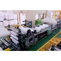 PET/PLA Sheet Manufacturing ExtruderPlant