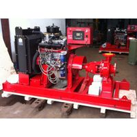 Horizontal Multistage Electric Pump