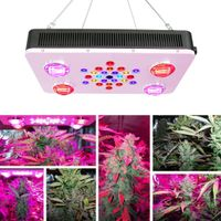 Horticultural vertical farm led grow light module 5w dual chip & 100w COB plant clone grow light