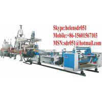 PVC/PET/PS/ABS------Plastic sheet production line thumbnail image