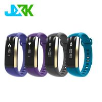 Blood Pressure Smart Bracelet Heart Rate Monitor Pedometer Bluetooth 4.0 Smart Bracelet JXK- M2 smar