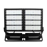 High brightness Osram 5050 chips IP66 800W Led Floodlight projector