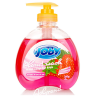 JOBY Hand Washing Liquid For Kids 260g Strawberry