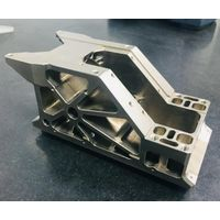 cnc components precision metal manufacturing 5-Axis Part thumbnail image