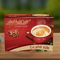 3 IN 1 Instant coffee mix Strong flavour - AnThai Cafe Viet Nam thumbnail image
