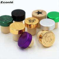 cheaper price custom made synthetic cork for liquor glass bottle