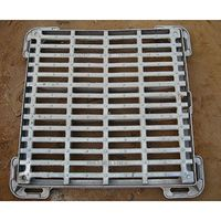 Ductile Iron Sewer Grate Grating D400