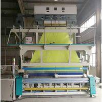 New model high speed terry towel rapier loom weaving machine