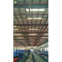 24ft/20ft/18ft/16ft Energy Efficiency Air Cooling HVLS Big Industrial Ceiling Fan