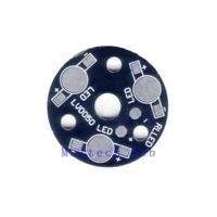 Aluminum LED pcb board_low price_fast lead time