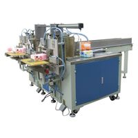 D660A  Two Head  Napkin Packing Machine