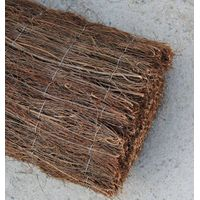 Cheap Brushwood Fence