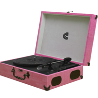 Best Portable Lp Record Technics Lp Record Turntable Player With Bluetooth