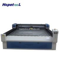 laser cut fabric co2 2030 laser engraving machine with factory price