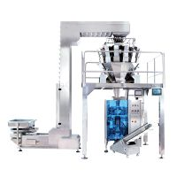 Multi-Function Vertical Weighing and Packing System with Automatic VFFS Machine
