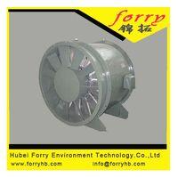 Tunnel Ventilation Fan with cast aluminium impeller
