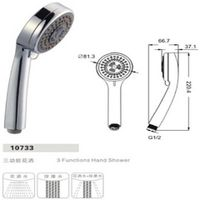new style multi functions portable hand shower