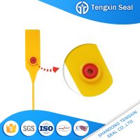 tamper evident security seal lock TX-PS003 50cm thumbnail image