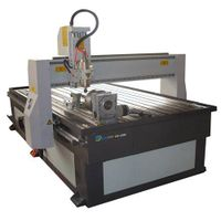 Multi Function CNC Engraving Machine  with rotary axis GF-6090