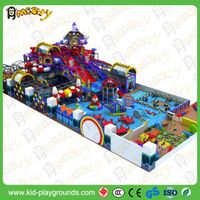 indoor play structure, children commercial indoor playground equipment, indoor play centre equipment thumbnail image
