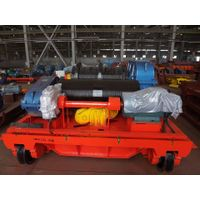 JM Low speed electric winch