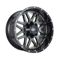 Forged off road wheels