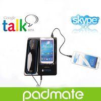 MD201 Bluetooth Docking Station Desktop Phone for Samsung Handsfree for Teleconference
