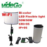 Vidego LED Flexible Light, Bi Color 90W