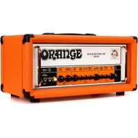 Orange Amplifiers Rockerverb 100 MKIII 100W Tube Guitar Amp Head thumbnail image