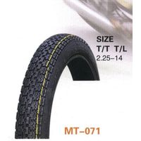 motorcycle tyre with low price and high quality thumbnail image